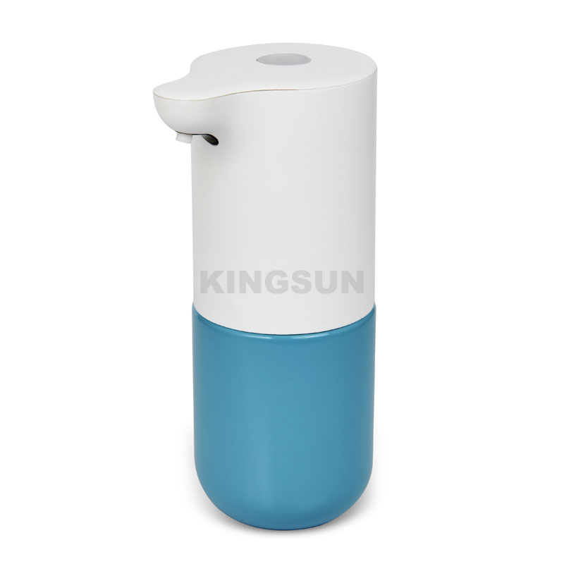 Infrared foaming hands free automatic soap dispenser 300ml for bathroom & kitchen