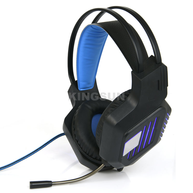 Wired over ear gaming headphones with mic for PC/MAC/PS4/Xbox one